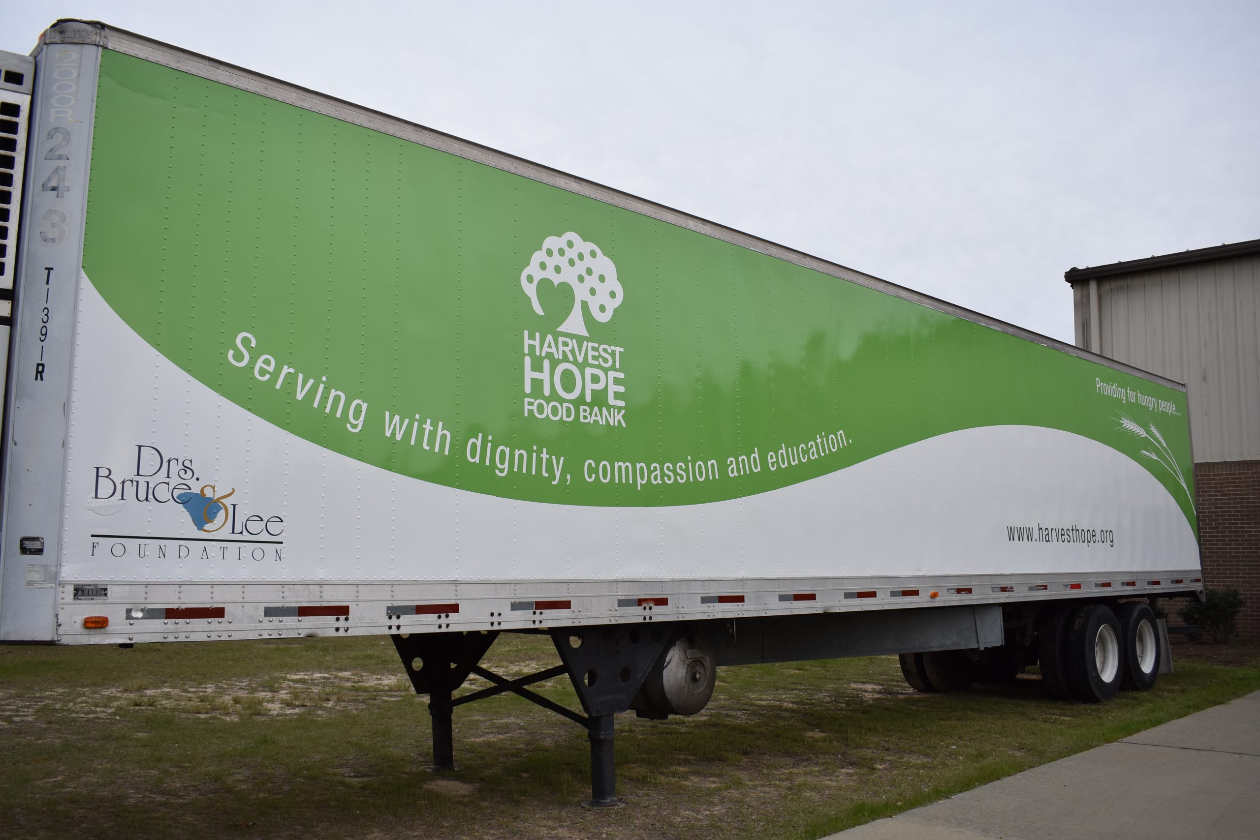 Harvest Hope wrap